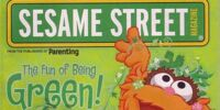 Sesame Street Magazine (May 2005)