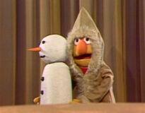 Snowman-pageant