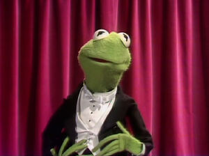 Kermit tries to pronounce Wagner
