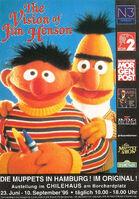 TheVisionOfJimHenson-Ernie&BertPoster-1995