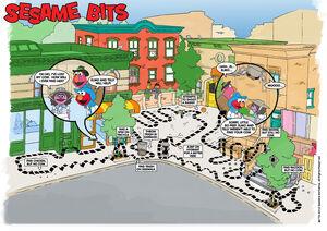 Family circle map