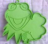 Hallmarkstpatsdaykermitcookiecutter