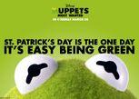Muppets UK Facebook St Patricks 2014