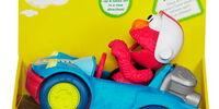 Elmo Gigglin' Go-Kart