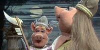 Muppet battles