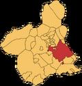 Murcia en la Rigión e Murcia