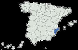 Provincia Alicante