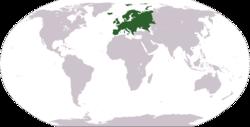 Localización d'Uropa.