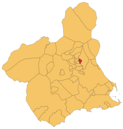 Localización e Llorquí
