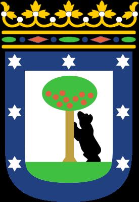 Archivo:Escudo e Madril.png