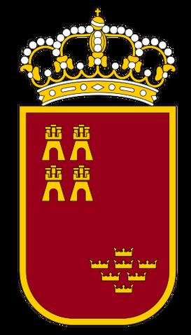 Archivo:Escudo e la Rigión e Murcia.png