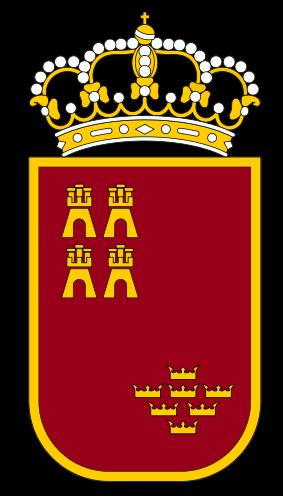 Escudo e la Rigión e Murcia