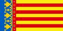 Bandera d'Comuniá Valenciana