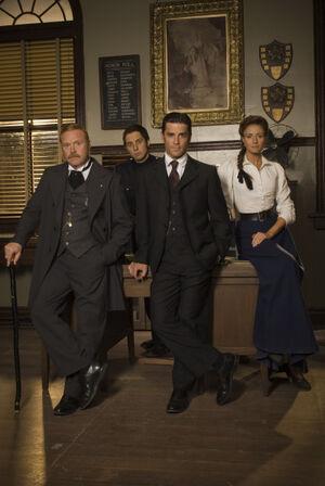 Murdoch Season 2