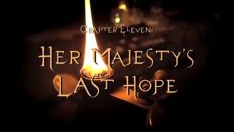 Majesty's last hope title