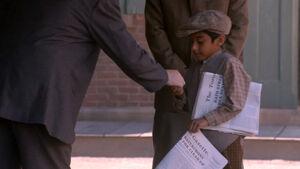 Gazette paperboy