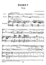 IMSLP37447-PMLP83172-Dvorak op.090 Piano Trio No.4 Simr page 1