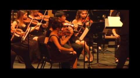 New Music Derek Bermel; A Shout, A Trace, and A Whisper