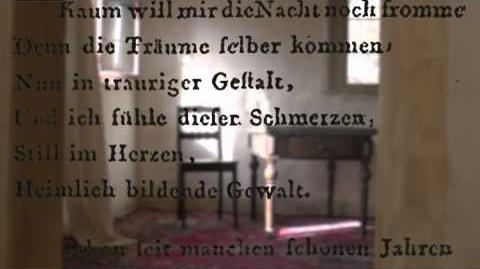 An Mignon (Goethe) aus J.Fr