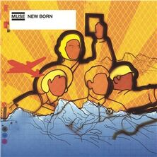 New Born cover