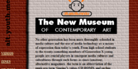 New Museum: Website History and Development