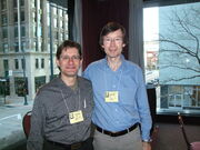 Thomas Tunsch and Jonathan Bowen at MW2010