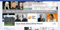 Smithsonian Cooper-Hewitt National Design Museum: Social Media