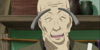 Oharu's grandfather