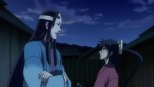 Jinbei with Nagatomi