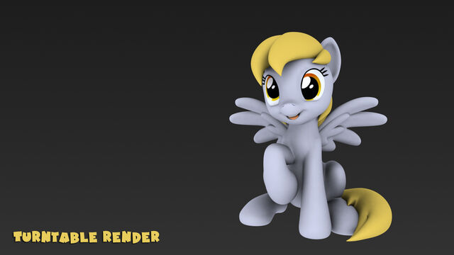 File:Derpy turntable by hashbro-d63wy38.jpg