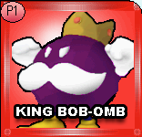 Purple King Bomb-omb