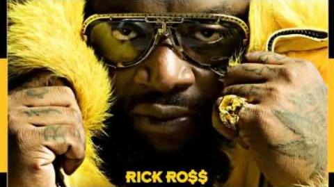 Rick Ross - You The Boss feat
