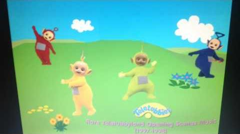 Teletubbies- Rare Teletubbyland Opening Scenes Music (1997-2001)