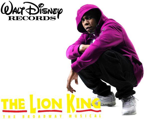 File:Dizzee Rascal in The Lion King.jpg