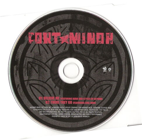 File:Fort Minor - Believe Me Pt 1 CD.jpg