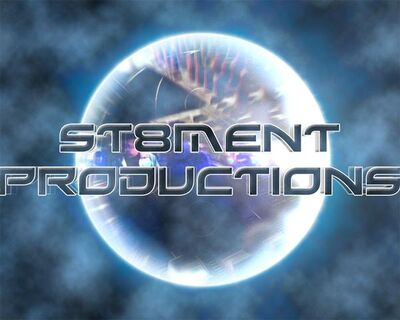 ST8MENT PRODUCTIONS OFFICIAL LOGO
