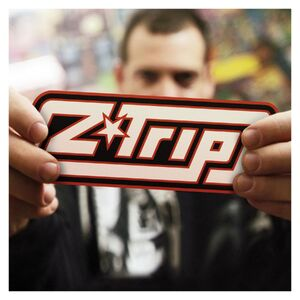 DJ Z-Trip - Shifting Gears - Front Cover