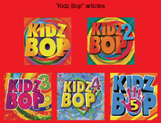 Kidz Bop articles
