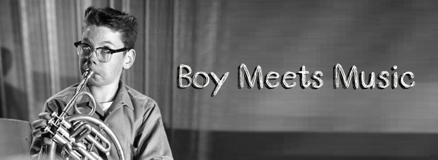 Boy meets music header