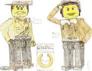 Johnny Thunder and Harry Cane