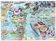 Kamandi's world