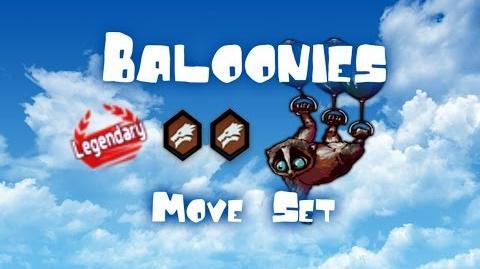 MGG - Baloonies (Move Set)