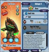 Bronze-challengeer