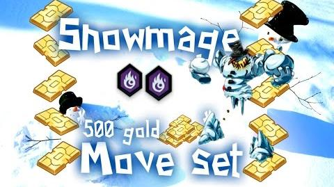 MGG - Snowmage (Move set)