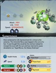 B Super Novus