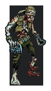 Zombie basic trans