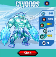 Cryonos