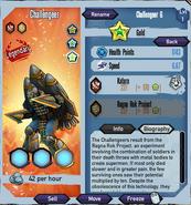 Gold-challengeer