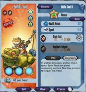 Bronze-battle-toad