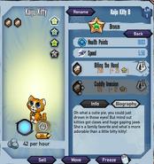Bronze-kaiju-kitty
